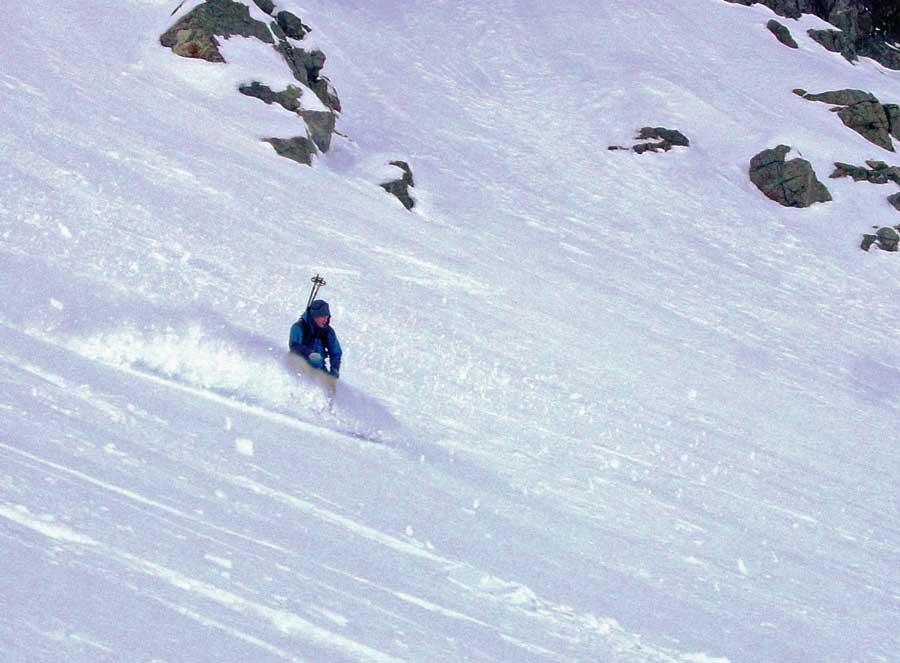 Splitboard - Snowboard p\u00e5 fjellet