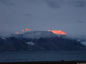 Hornsundtind, Probably the most beautiful mountain at Svalbard
